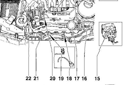 5 Cyl Engine DiagramFuse Wiring