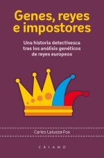 cubierta_Genes, reyes e impostores