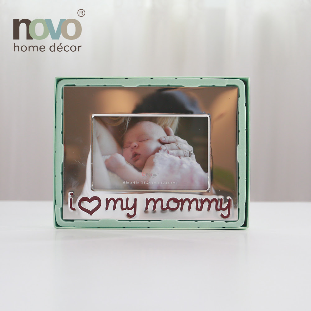 4x6aluminum I Love My Mommy Photo Frameexpressions Photo Picture