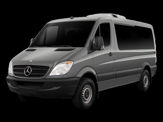 2013 Mercedes-Benz Sprinter Passenger Vans Values- NADAguides