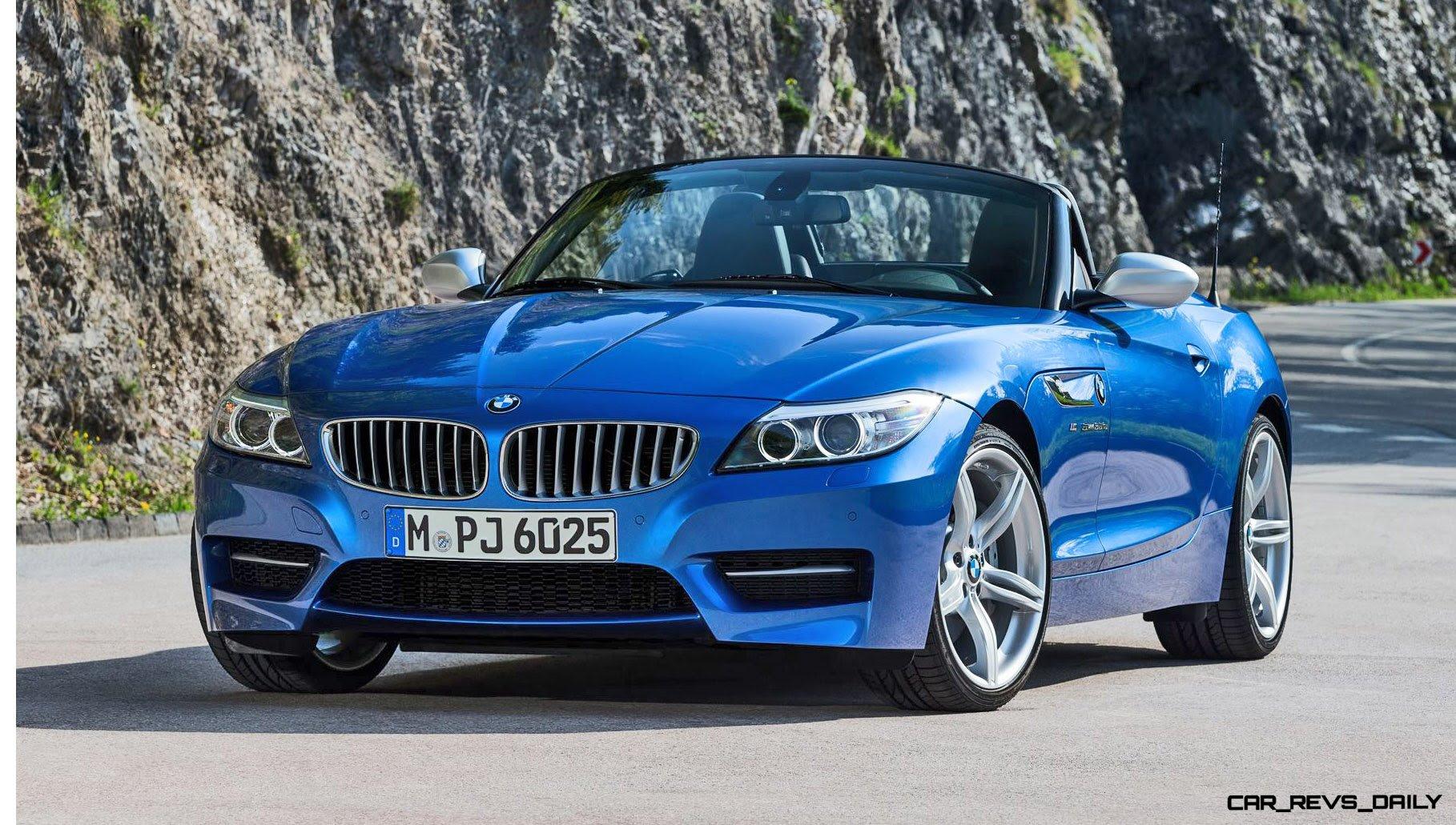 2016 BMW Z4 M Sport