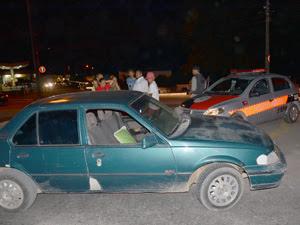 Motorista sofre tentativa de homicídio na Paraíba (Foto: Walter Paparazzo/G1)