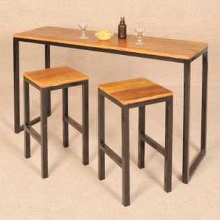 Meuble cuisine dimension table de bar haute conforama - Table bar cuisine conforama ...