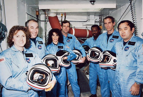 Remembering the Challenger Crew by NASA Goddard Photo and Video