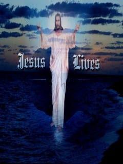 Jesus Mobile Wallpapers - Set 02
