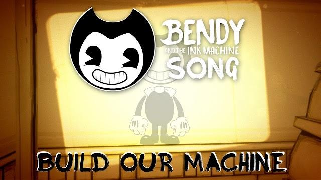 BENDY AND THE INK MACHINE Lyrics - DAGames