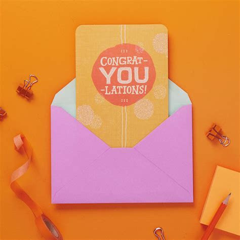 Congratulations Messages: What to Write in a