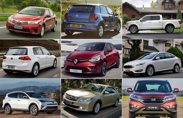 Resultado de imagem para Veja o índice de roubo dos carros mais vendidos por categoria
