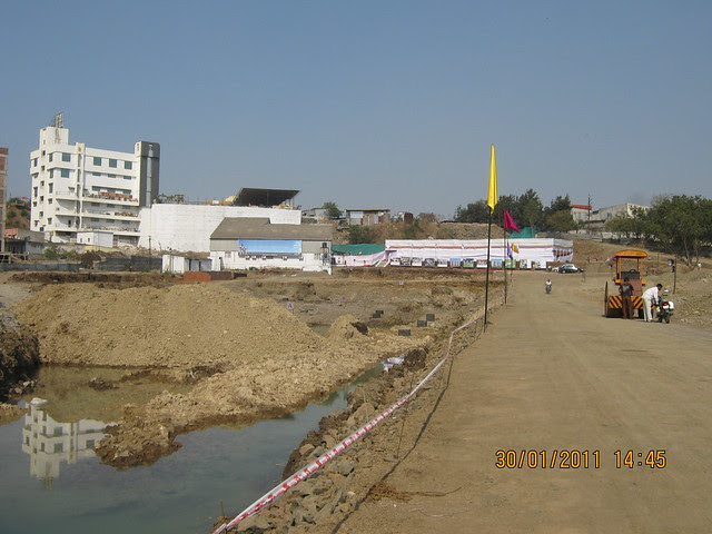 Visit to Pristine Pacific - 1 BHK & 2 BHK Flats in Datta-Nagar, Ambegaon Budruk - Katraj, Pune 411 046 - plot layout