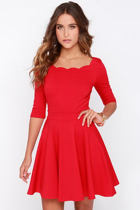 red dress for juniors 62 5
