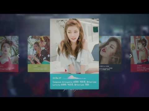 """✰VIDEO✰ Zapowiedz audio albumu """"A'wesome"""" + nowy kanał Hyuny na YouTube"""