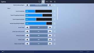 Ninja Fortnite Settings 2019 | Fortnite Cheat Sheet Week 3