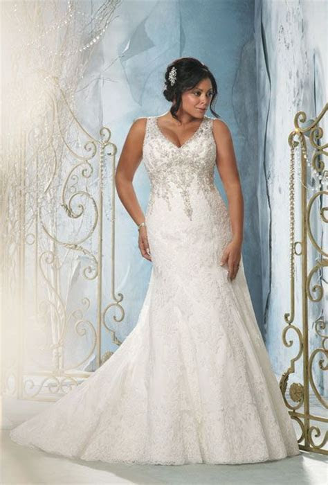 130 best Full figured bridal gowns images on Pinterest
