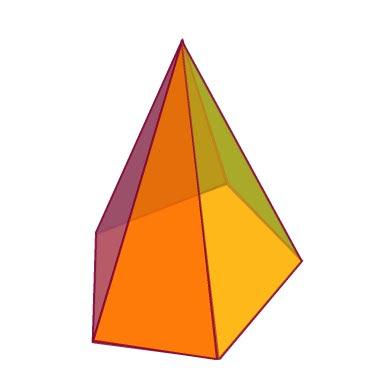 pyramid pentagon