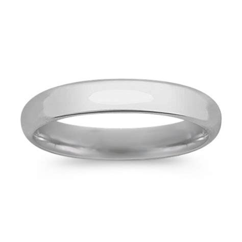 Platinum Wedding Band (3mm)   Shane Co.