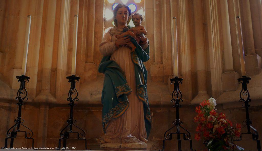 "O Papa Pio XII atribui a Maria Santíssima ""a maior dignidade e santidade depois de Cristo"""