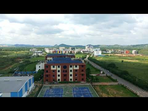 Clouds Moving Over the Campus | Top College of India
