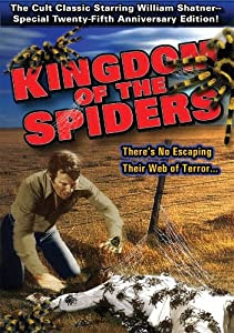 "Cover of ""Kingdom Of The Spiders [Special..."