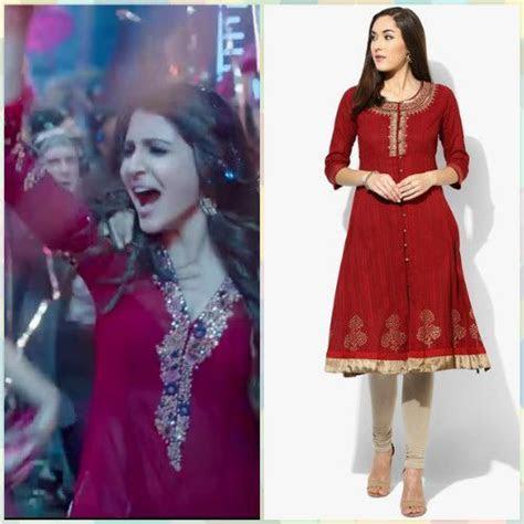 5 anushka sharma look in ae dil hai mushkil   indian wear