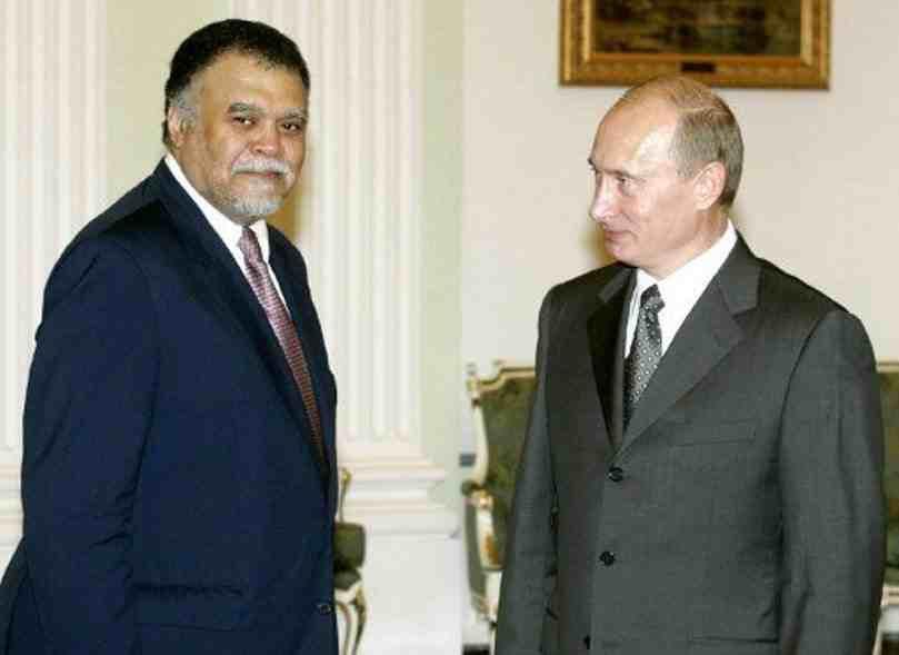 Απόπειρα 'δωροδοκίας' Ρωσίας από Σαουδική Αραβία για Συρία!