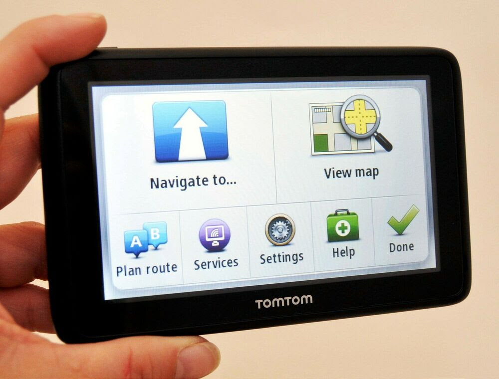New Tomtom Go Live 2535m 5 Lcd Gps Usa Canada Mexico
