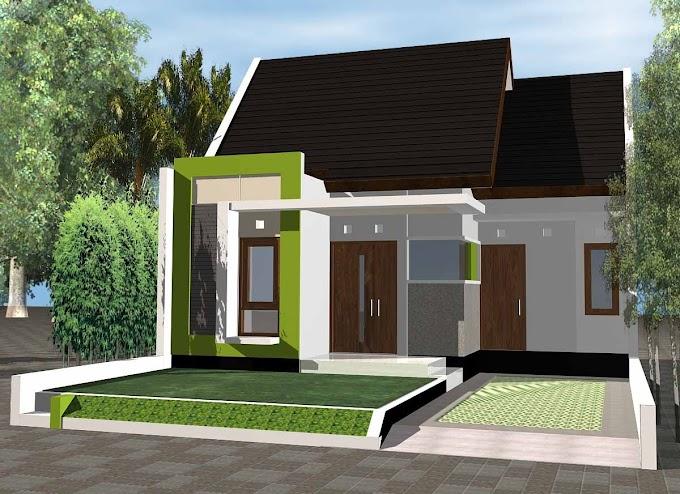 Desain Rumah Minimalis 6X10 Tampak Depan / 22 Desain Rumah Minimalis Modern Ukuran 6x10 Pics Sipeti