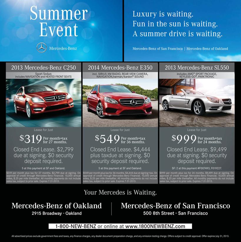 Mercedes-Benz of Oakland | New Mercedes-Benz dealership in ...