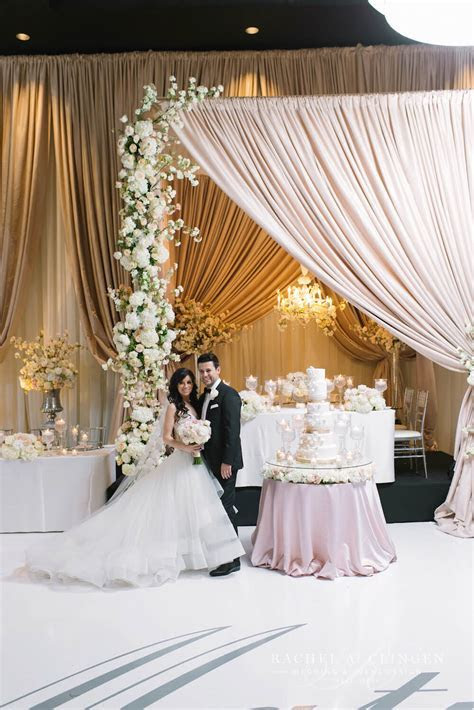Victor and Matina's Cherry Blossom Wedding At Grand Luxe