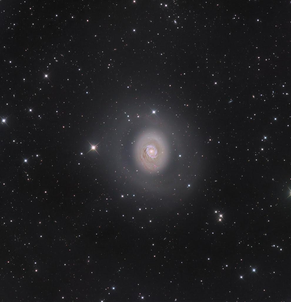 Спиральная галактика М94