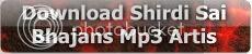Download Shirdi Sai Baba Mp3 Artis