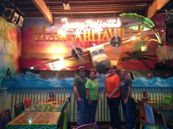 Jimmy Buffett's Margaritaville Cafe, New Orleans - Restaurant ...