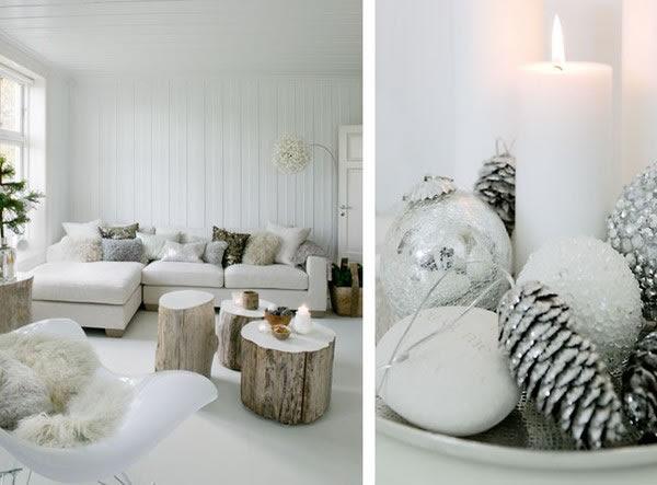 A Scandinavian Christmas | The Modern Home