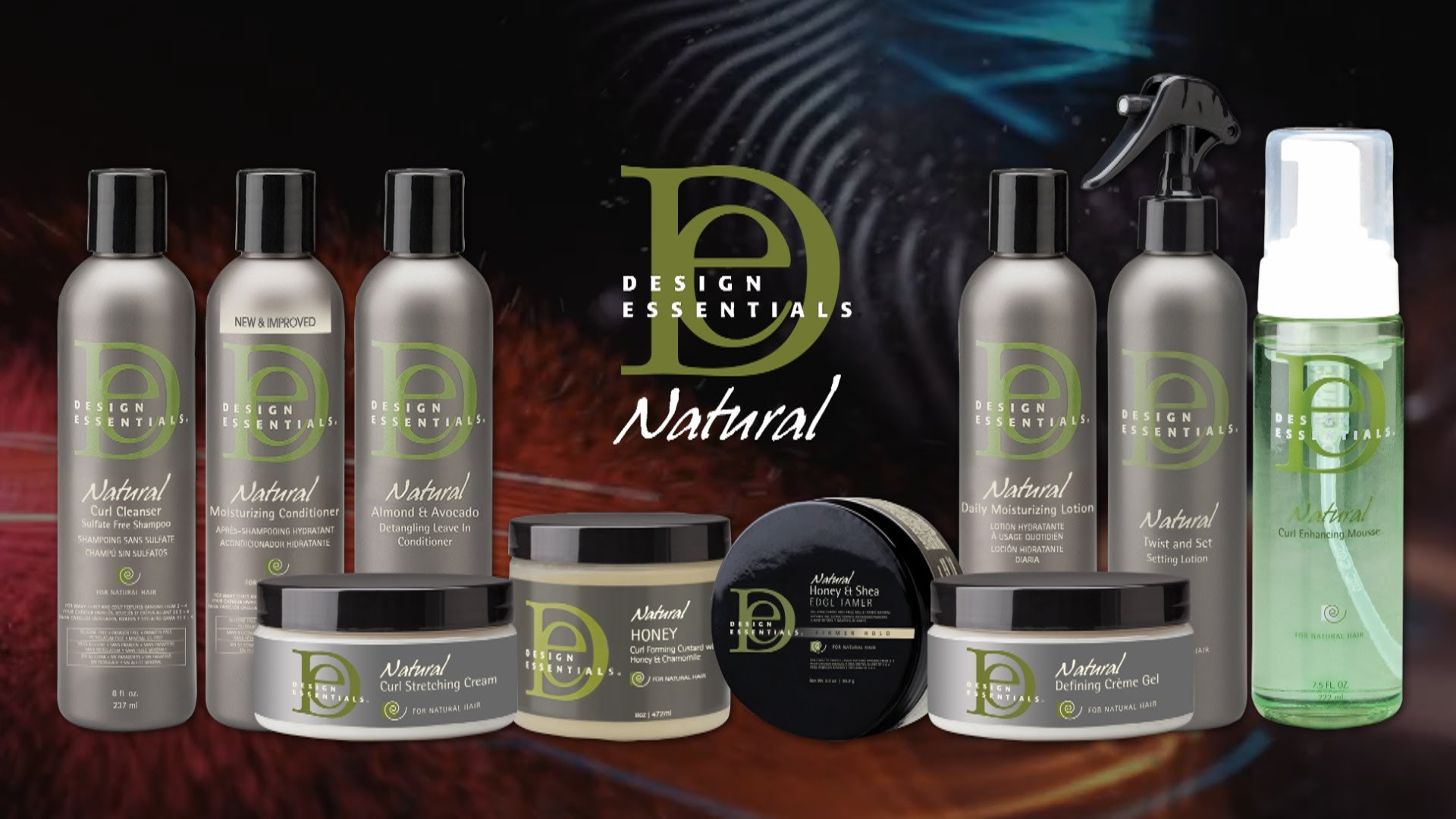 Design Essentials Almond And Avocado Lotion Somurichcom
