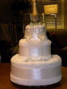 Wedding Towel Cakes on Pinterest   Towel Cakes, Kitchen