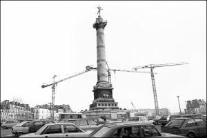 Paris Black And White Photographs