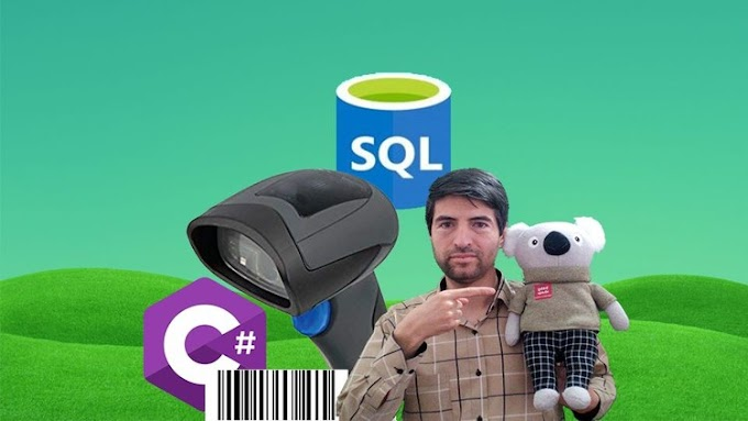[100% Off UDEMY Coupon] - Using Barcode Scanner in C# and SQL, SQL Server Database