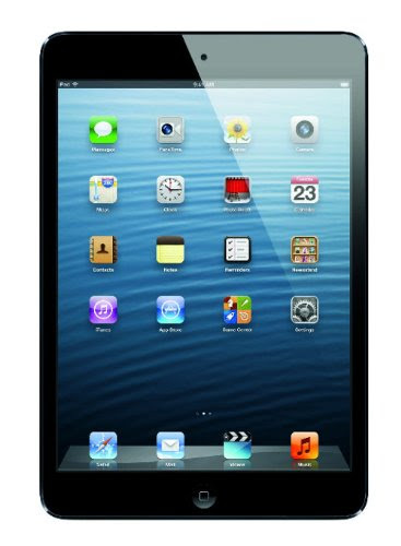 Apple iPad Mini MD529LL/A (32GB, Wi-Fi, Black)