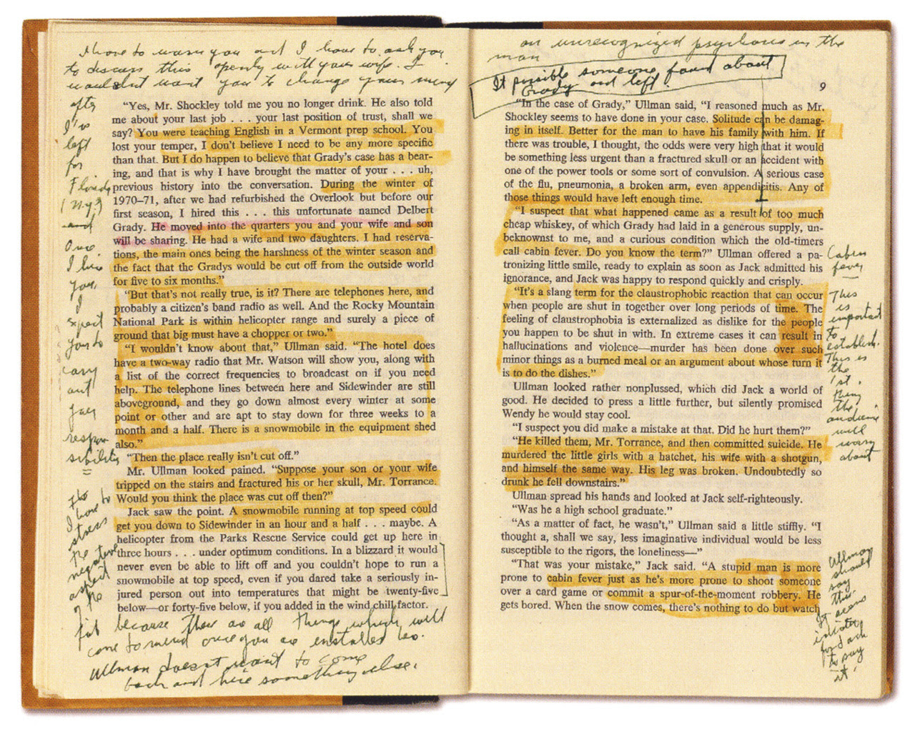 How To Annotate In Easy Annotate Stephen King The Shining Book