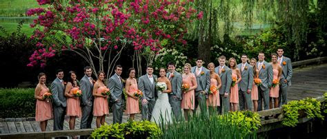 Outdoor Garden Wedding Venues Montgomery County PA