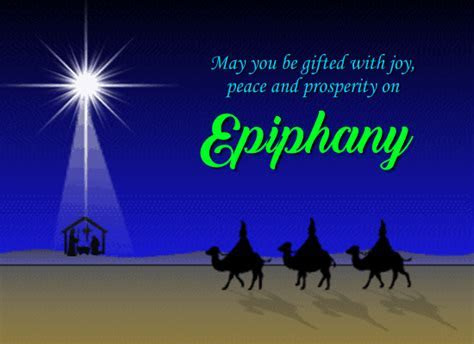 An Epiphany Blessing Ecard. Free Epiphany eCards, Greeting