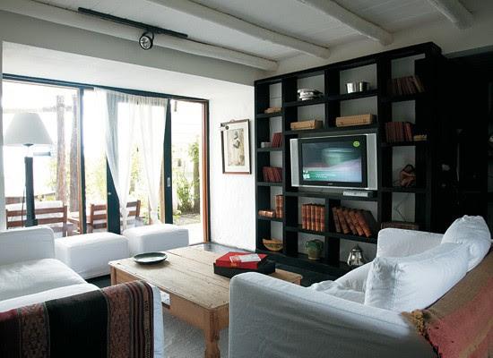 Una posada con inspiración mediterránea, decoracion, interiores, muebles, playa