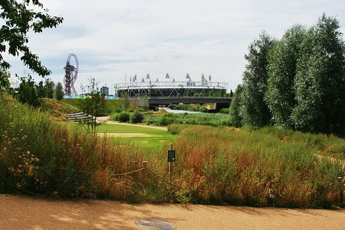 Queen Elizabeth Olympic Park - A Year Later: 25 by gary8345
