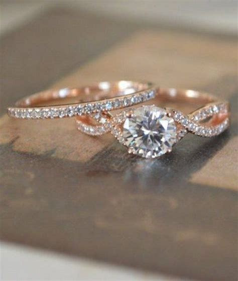 2018 Trends: Twisted Engagement Rings & Wedding Rings