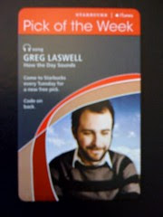 Starbucks iTunes Pick of the Week - Greg Laswell - How the Day Sounds