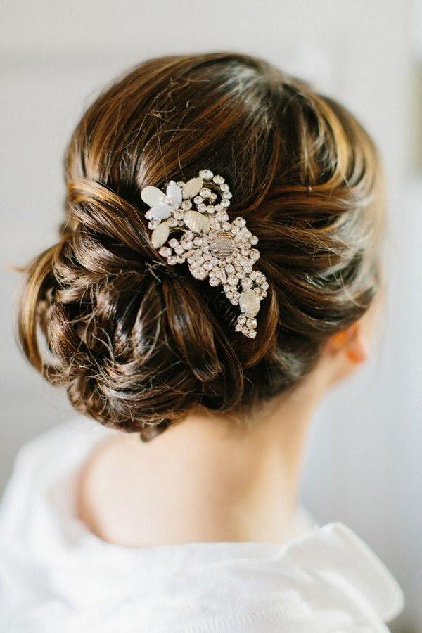 50 Best Wedding Hairstyle  Ideas for Wedding 2019 Deer