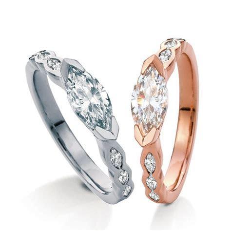 Cava Marquise engagement ring by MaeVona: Stunning