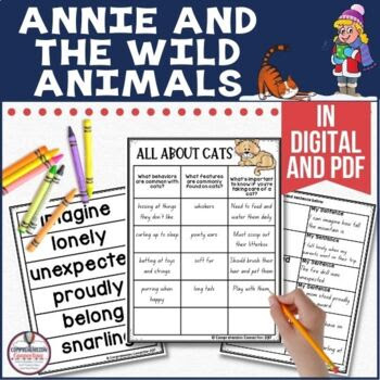 http://www.teacherspayteachers.com/Product/Annie-and-the-Wild-Animals-Guided-Reading-Unit-by-Jan-Brett-323494