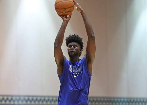 Avatar of Jonathan Isaac Taking It Day By Day
