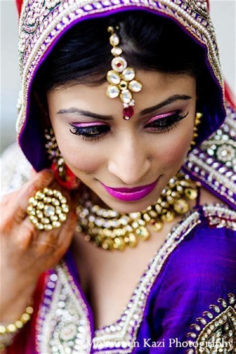 Portraits in Edison, NJ Indian Wedding by Mohaimen Kazi