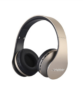 Andoer LH-811 Bluetooth Headset Stereo